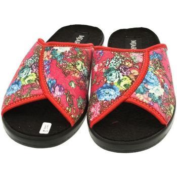 Topánky Ženy Papuče Mjartan Dámske papuče  BELLINA červená