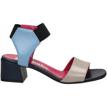 Topánky Ženy Sandále Le Babe MINA NAPPA grigio
