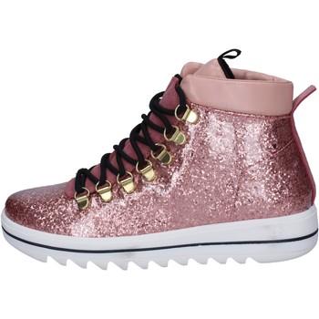 Topánky Ženy Módne tenisky Trepuntotre BS625 Ružová
