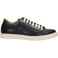 Topánky Muži Derbie Brecos VITELLO azzurro-jeans