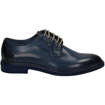 Topánky Muži Derbie Brecos VITELLO azzurro