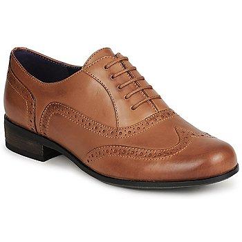 Topánky Ženy Richelieu Clarks HAMBLE OAK Hnedá