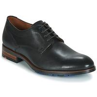 Topánky Muži Derbie Lloyd JIM Čierna