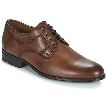 Topánky Muži Derbie Lloyd LADOR Koňaková