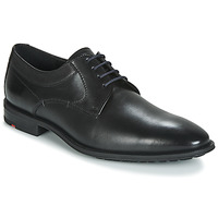 Topánky Muži Derbie Lloyd JAYDEN Čierna