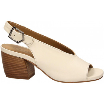 Topánky Ženy Sandále Salvador Ribes GRETA HARLEY bianco