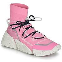 Topánky Ženy Členkové tenisky Kenzo K SOCK SLIP ON Ružová