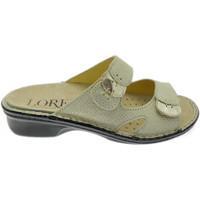 Topánky Ženy Šľapky Calzaturificio Loren LOM2772op grigio