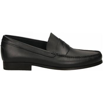 Topánky Muži Mokasíny Antica Cuoieria SIENA blu