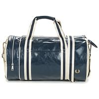 Tašky Muži Športové tašky Fred Perry CLASSIC BARREL BAG Námornícka modrá