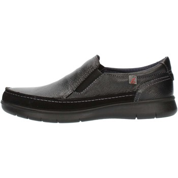 Topánky Muži Slip-on Luisetti 27900NA Black