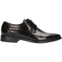 Topánky Muži Derbie Luisetti 14709GOMA Black