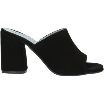Topánky Ženy Šľapky Albachiara NC82 Black