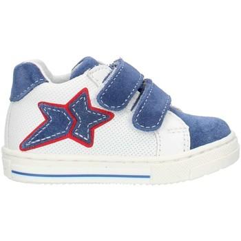 Topánky Dievčatá Členkové tenisky Balocchi 493265 Blue and white