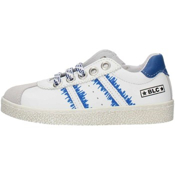 Topánky Chlapci Nízke tenisky Balocchi 491699 White and blue