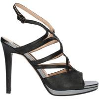 Topánky Ženy Sandále Bacta De Toi 606 Black