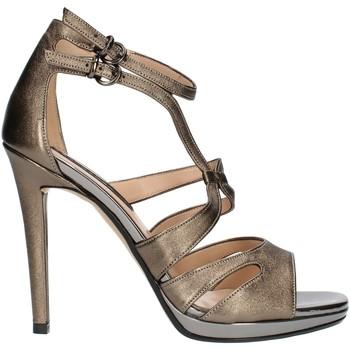 Topánky Ženy Sandále Bacta De Toi 336 Gunmetal
