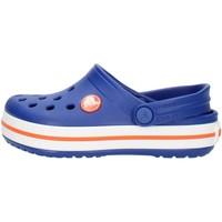 Topánky Deti Nazuvky Crocs 204537 Blue and orange