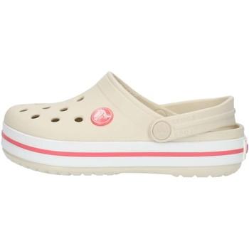 Topánky Deti Nazuvky Crocs 204537 Stucco / melon