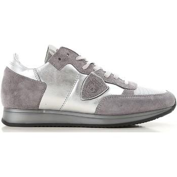 Topánky Ženy Nízke tenisky Philippe Model TRLD ME02 argento