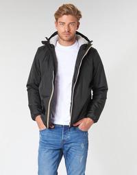 Oblečenie Muži Bundy  K-Way LE VRAI 3.0 CLAUDE ORSETTO Čierna
