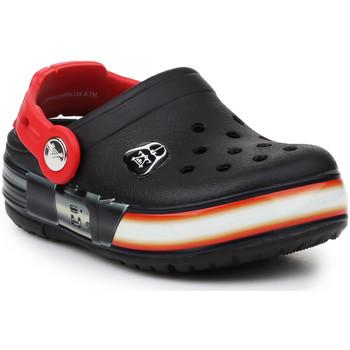 Topánky Chlapci Nazuvky Crocs Crocslights Star Wars Vader 16160-0X9-116 black, red