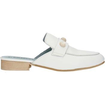 Topánky Ženy Nazuvky Albachiara NC74 White