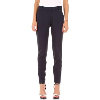 Oblečenie Ženy Padavé nohavice Fly Girl 30023-07 Blu