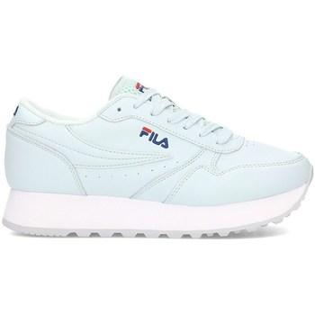 Topánky Ženy Nízke tenisky Fila 101031150T Biela, Belasá