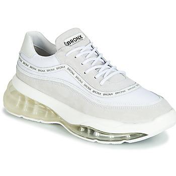 Topánky Ženy Nízke tenisky Bronx BUBBLY Biela
