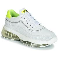 Topánky Ženy Nízke tenisky Bronx BUBBLY Biela / Žltá