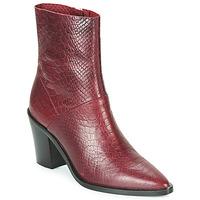 Topánky Ženy Čižmičky Bronx NEW AMERICANA LOW Bordová