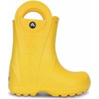Topánky Deti Gumaky Crocs Crocs™ Kids' Handle It Rain Boot žltá