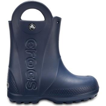 Topánky Deti Gumaky Crocs Crocs™ Kids' Handle It Rain Boot Navy