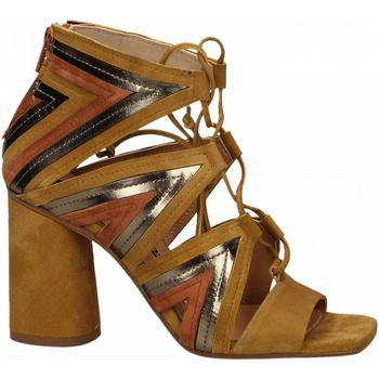 Topánky Ženy Sandále Fiori Francesi AMALFI ocra