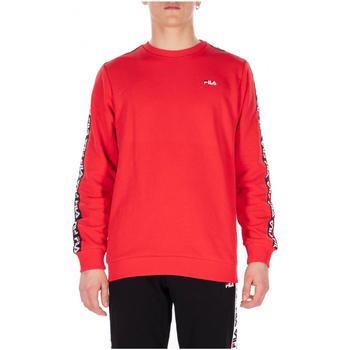 Oblečenie Muži Mikiny Fila AREN CREW 006-true-red