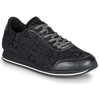 Topánky Ženy Nízke tenisky Desigual PEGASO DESIGUAL Čierna