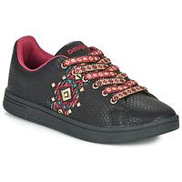 Topánky Ženy Nízke tenisky Desigual COSMIC NAVAJO Čierna