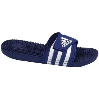 Topánky Muži športové šľapky adidas Originals Adissage Tmavomodrá