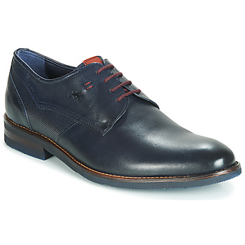 Topánky Muži Derbie Fluchos OLLYMPO Modrá