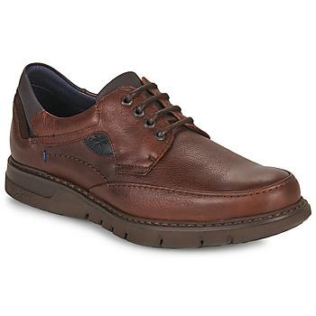 Topánky Muži Derbie Fluchos CELTIC Hnedá