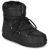 Topánky Ženy Snehule  Moon Boot MOON BOOT LOW NYLON WP 2 Čierna