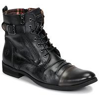 Topánky Muži Polokozačky Kdopa DUBLIN Čierna