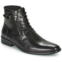 Topánky Muži Polokozačky Kdopa BAUDRY Čierna