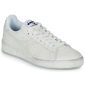 Topánky Nízke tenisky Diadora GAME L LOW WAXED Biela
