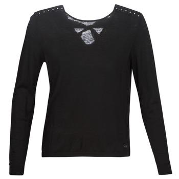 Oblečenie Ženy Svetre Kaporal PIKOU Čierna