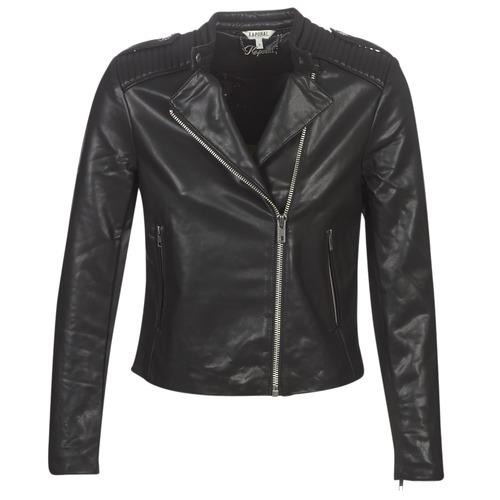 Oblečenie Ženy Kožené bundy a syntetické bundy Kaporal XUT Čierna