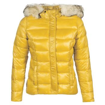 Oblečenie Ženy Vyteplené bundy Kaporal PERLE Žltá