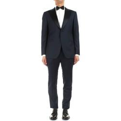 Oblečenie Muži Obleky Kiton UASM861K07R1504001 Blue