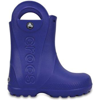 Topánky Deti Gumaky Crocs Crocs™ Kids' Handle It Rain Boot  Modrá